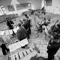 """Nahrávání nového CD """"DIALOGUES"""", červen 2009"""